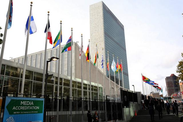 ONU en Nueva York cancela todas las reuniones en persona por infecciones COVID-19