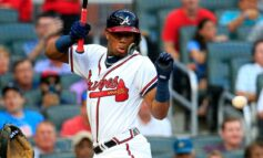 Ronald Acuña Jr logra el cuadrangular más largo de la temporada de la MLB