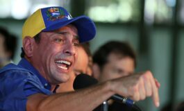 """Capriles: Rectificar es la ruta, por José Gregorio """"El Gato"""" Briceño Torrealba"""