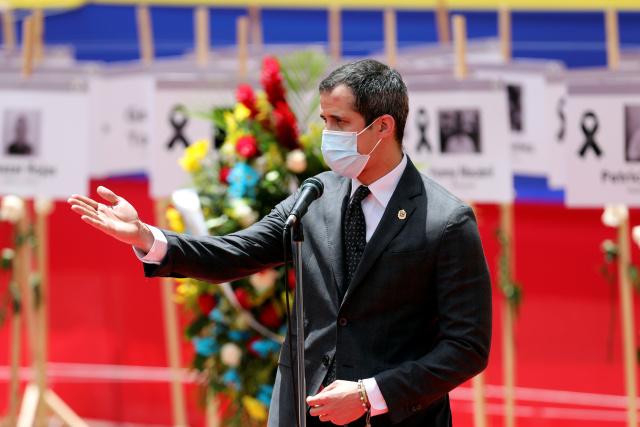 Guaidó no tiene planeado exiliarse el año próximo