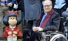 """Murió el argentino """"Quino"""", el creador de Mafalda"""