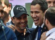 Cuentas de Twitter asociadas al régimen propician la guerra Capriles Guaidó