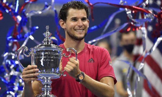 Thiem conquistó el US Open y su primer Grand Slam