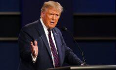 """Trump pide a sus seguidores vigilar que no haya """"fraude electoral"""""""