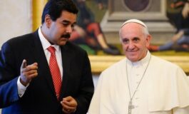 El Vaticano pone en jaque el gobierno interino, por Antonio de la Cruz