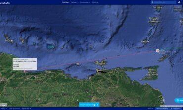 Barco iraní con gasolina se encuentra navegando en aguas venezolanas