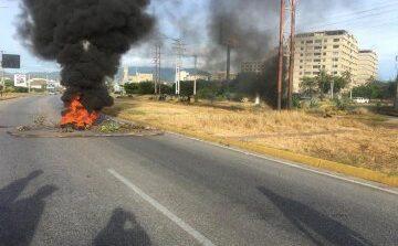 Venezolanos protestaron en más de cinco estados por falta de servicios básicos (+fotos y videos)