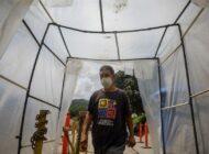 """Expertos de la salud tildan de """"media verdad"""" la afirmación de Maduro sobre la curva de contagios"""