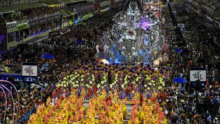Río de Janeiro suspendió los desfiles del Carnaval de 2021