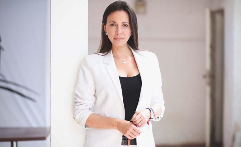 Machado condena actitud de la UE frente Maduro, mientras la ONU lo señala de delitos de lesa humanidad