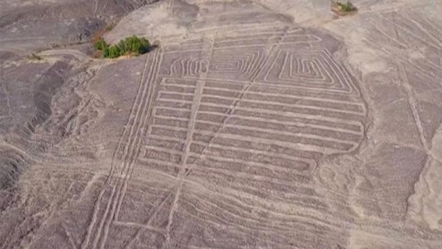 Descubren geoglifos en Falcón como los de Chile y Perú