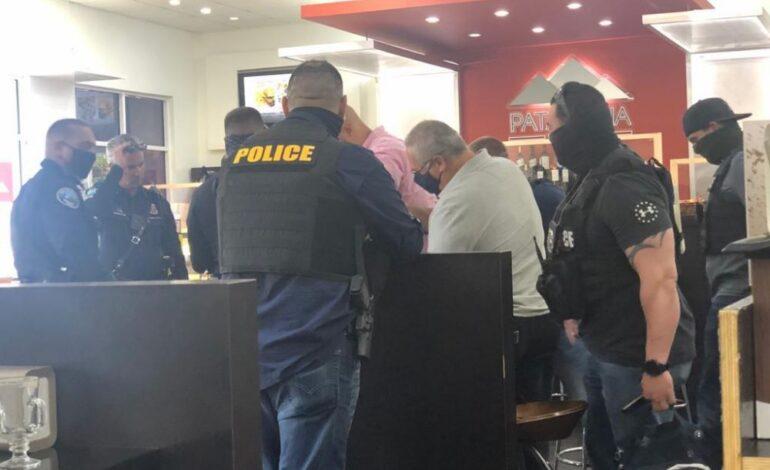 Detienen en Florida a cuatro hombres por robo de 800 mil dólares en equipos médicos que serían enviados a Venezuela