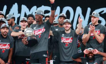 Miami Heat entró a la final de la NBA