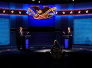 Trump y Biden protagonizan primer debate marcado por interrupciones y fuertes comentarios