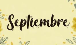 Septiembre el séptimo norte, por León Magno Montiel