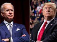 Trump y Biden preparan su primer cara a cara