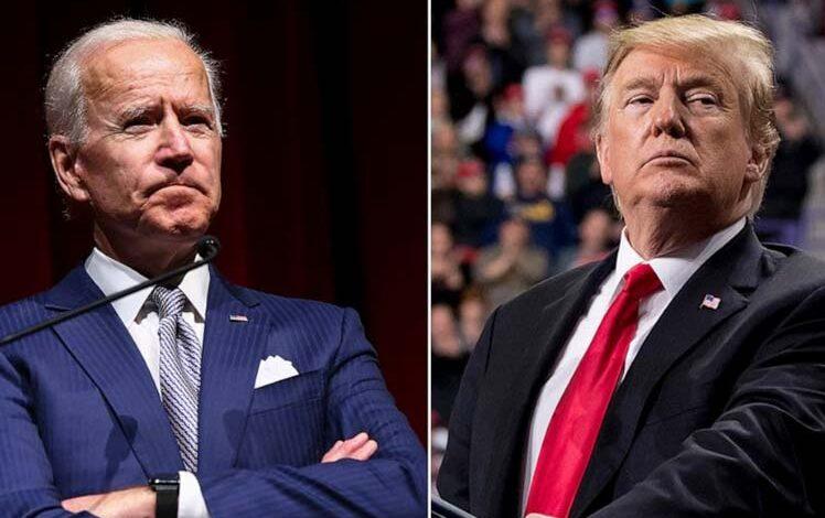 Trump y Biden sostendrán nuevo debate este jueves