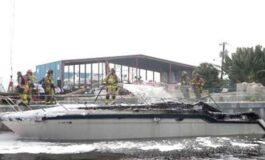 Explosión e incendio en yate de Florida deja al menos 13 heridos