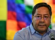"""Arce califica de """"grupos marginales"""" las protestas contra los resultados de las elecciones en Bolivia"""