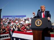 Trump: Si quieren un país seguro y próspero, voten por mí