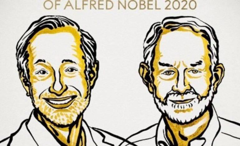 Dos estadounidenses fueron galardonados con el Nobel de Economía
