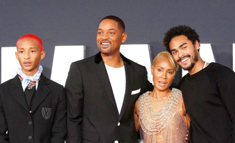 Hijo de Will Smith sorprendió a sus seguidores con su nuevo cambio de looks