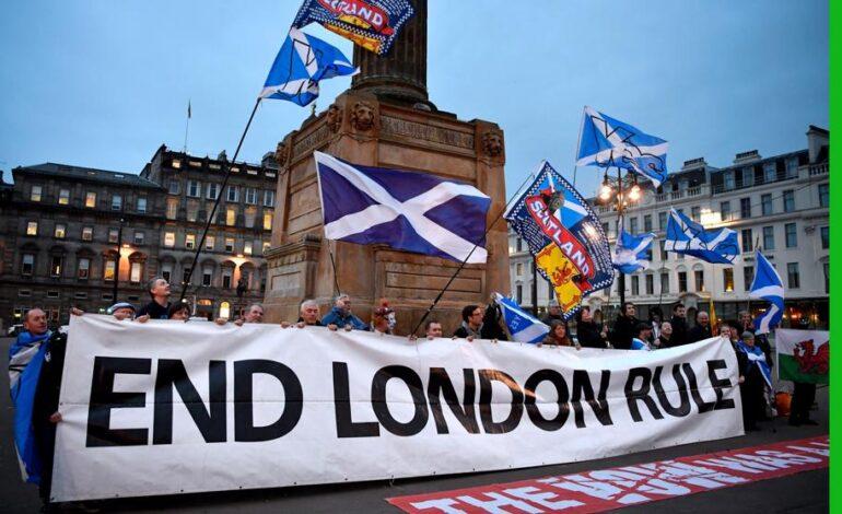 El apoyo a la independencia de Escocia se dispara a niveles históricos ante un Reino Unido dividido