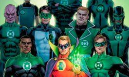 En marcha la serie de Green Lantern en HBO con varios Lintera Verde
