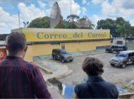Régimen madurista allanó el diario regional Correo del Caroní