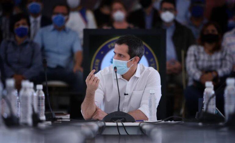 "Guaidó califica de ""ilegal"" decisión de un tribunal de EEUU sobre Citgo"