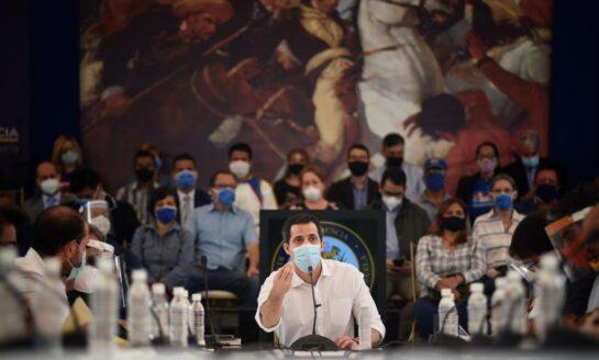 Guaidó: Hay mucha gente que aún no sabe que se robaron los partidos