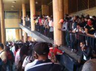 Cientos de usuarios abarrotaron las sedes del Saime en Venezuela