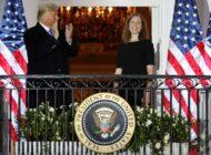 """Trump asegura que la entrada de Barrett en el Supremo supone un """"día memorable"""" para la historia de EEUU"""