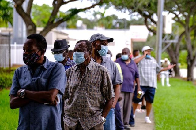Votos anticipados en EEUU se acercan a 30 millones y Florida abre urnas