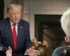Trump hace de las suyas rompiendo el acuerdo con CBS y publica la entrevista editada