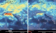 El confinamiento bajó las emisiones de CO2 más que la II Guerra Mundial