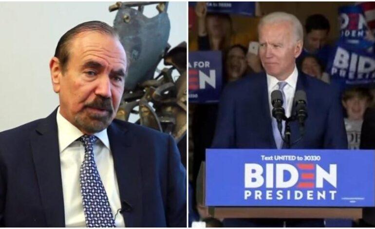 Empresario cubanoamericano Jorge Pérez reiteró su apoyo a Joe Biden