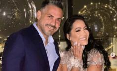 Norkys Batista se casó en Miami con su pareja Alex Goncalves