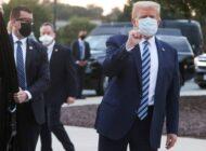 Casa Blanca anunció que Trump vota el sábado en Florida