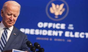 Equipo Biden: Administración General de Servicios ha sido útil tras aceptar su victoria