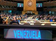 Intervención de Maduro en la ONU para dar consejos de salud cuando Venezuela se muere