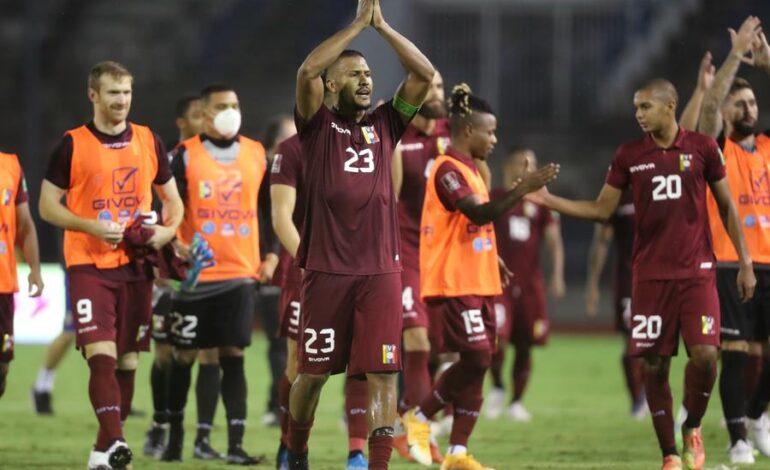 La Vinotinto ganó a Chile 2-1 en un duelo contra la historia