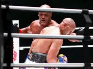 El regreso de Mike Tyson termina en empate con Jones Jr.