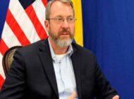 James Story toma posesión como embajador de EEUU en Venezuela, el primero en ocupar el cargo en diez años