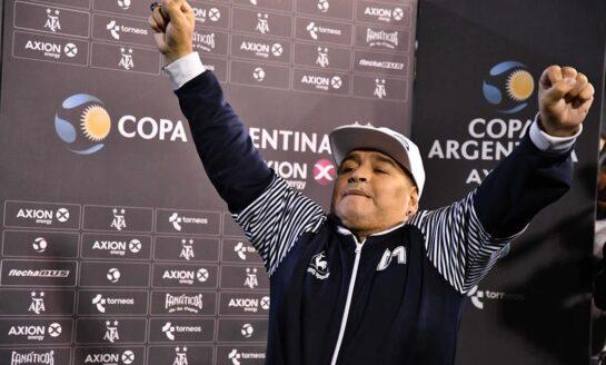 Fallece Maradona a los 60 años tras sufrir una parada cardiorrespiratoria