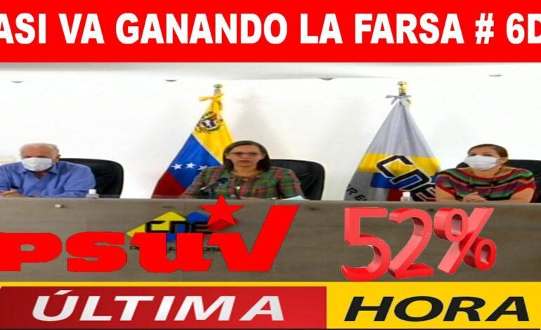 PSUV sólo está ganando No triunfa Por Ángel Monagas
