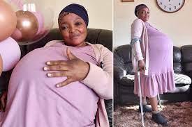 Mujer sudafricana dio a luz a 10 bebés en un solo parto – El Venezolano News